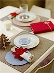 Place settings on table Stock Photo - Premium Rights-Managed, Artist: F1Online, Code: 853-02914338