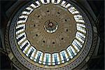 Interior dome of the early 20th century Modernist building of the Central Market, Valencia, Spain, Europe Stock Photo - Premium Rights-Managed, Artist: Robert Harding Images, Code: 841-02914871