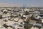 Main mosque and new souk in centre of desert town, Lar city, Fars province, southern Iran, Middle East Stock Photo - Premium Rights-Managed, Artist: Robert Harding Images, Code: 841-02915891