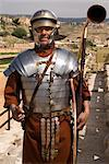 Roman soldier, Jerash, Jordan, Middle East Stock Photo - Premium Rights-Managed, Artist: Robert Harding Images, Code: 841-02916246