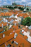 View of the Little Quarter from the Little Quarter Bridge Towers, Prague, Czech Republic, Europe Stock Photo - Premium Rights-Managed, Artist: Robert Harding Images, Code: 841-02916490