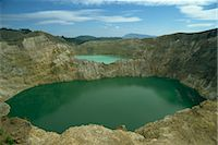 flores - Crater Lakes at Keli Mutu, Moni, Flores, Indonesia, Southeast Asia, Asia Stock Photo - Premium Rights-Managednull, Code: 841-02916952
