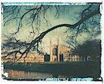 Polaroid Image Transfer of Chapel of King's College, Cambridge University, Cambridge, Cambridgeshire, England, United Kingdom, Europe Stock Photo - Premium Rights-Managed, Artist: Robert Harding Images, Code: 841-02918103