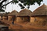 Chiefs compound, Tamale, capital of Northern Region, Ghana, West Africa, Africa Stock Photo - Premium Rights-Managed, Artist: Robert Harding Images, Code: 841-02918687