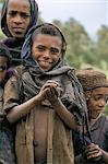Local children near Chenek, Simien Mountains National Park, Ethiopia, Africa Stock Photo - Premium Rights-Managed, Artist: Robert Harding Images, Code: 841-02918766