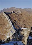 The Great Wall of China, Mutianyu, China Stock Photo - Premium Rights-Managed, Artist: Robert Harding Images, Code: 841-02919076