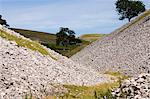 Periglacial dry valley and scree slope, near Conistone, Yorkshire Dales National Park, North Yorkshire, England, United Kingdom, Europe Stock Photo - Premium Rights-Managed, Artist: Robert Harding Images, Code: 841-02919832