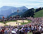 Grosses schiving und alperfest auf rige - staffel, annual wrestling festival, Switzerland, Europe Stock Photo - Premium Rights-Managed, Artist: Robert Harding Images, Code: 841-02919857
