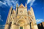 Facade of the cathedral, Orvieto, Umbria, Italy, Europe Stock Photo - Premium Rights-Managed, Artist: Robert Harding Images, Code: 841-02920528
