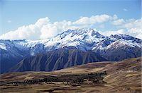 Sacred Valley of the Inca, Urubamba, Peru, South America Stock Photo - Premium Rights-Managednull, Code: 841-02921000