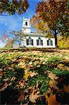 Church in Weston, Vermont, United States of America Stock Photo - Premium Rights-Managed, Artist: Robert Harding Images, Code: 841-02921169