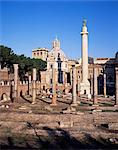 Trajan's Forum, UNESCO World Heritage Site, Rome, Lazio, Italy, Europe Stock Photo - Premium Rights-Managed, Artist: Robert Harding Images, Code: 841-02921215