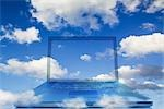 Cloud Computing Stock Photo - Premium Royalty-Free, Artist: Ken Davies               , Code: 600-02922929