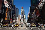 Times Square, Manhattan, New York City, New York, United States of America, North America Stock Photo - Premium Rights-Managed, Artist: Robert Harding Images, Code: 841-02924807