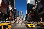 Times Square, Manhattan, New York City, New York, United States of America, North America Stock Photo - Premium Rights-Managed, Artist: Robert Harding Images, Code: 841-02924809