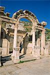 Columns of the Aphrodite Temple at the archaeological site of Aphrodisias, Anatolia, Turkey, Asia Minor, Eurasia Stock Photo - Premium Rights-Managed, Artist: Robert Harding Images, Code: 841-02925731