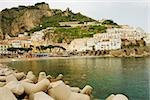 Town at the hillside, Marina Grande, Costiera Amalfitana, Amalfi, Salerno, Campania, Italy Stock Photo - Premium Royalty-Free, Artist: Jon Arnold Images, Code: 625-02927498