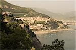 Town at the hillside, Costiera Amalfitana, Salerno, Campania, Italy Stock Photo - Premium Royalty-Free, Artist: R. Ian Lloyd, Code: 625-02928683