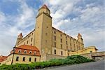 Bratislava Castle, Slovakia                                                                                                                                                                              Stock Photo - Premium Rights-Managed, Artist: Rudy Sulgan              , Code: 700-02935516