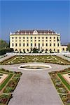 Schonbrunn Palace and Gardens, Vienna, Austria                                                                                                                                                           Stock Photo - Premium Rights-Managed, Artist: Rudy Sulgan              , Code: 700-02935538