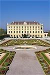 Schonbrunn Palace and Gardens, Vienna, Austria