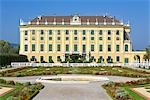 Schonbrunn Palace and Gardens, Vienna, Austria                                                                                                                                                           Stock Photo - Premium Rights-Managed, Artist: Rudy Sulgan              , Code: 700-02935539