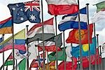 International Flags Stock Photo - Premium Rights-Managed, Artist: Rudy Sulgan              , Code: 700-02935554