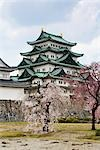 Nagoya Castle, Nagoya, Aichi Prefecture, Chubu Region, Honshu, Japan                                                                                                                                     Stock Photo - Premium Rights-Managed, Artist: Rudy Sulgan              , Code: 700-02935620