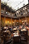 Interior of Grupo Sanborns Restaurant, Mexico City, Mexico