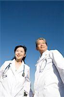 Portrait of doctors Stock Photo - Premium Royalty-Freenull, Code: 685-02941628