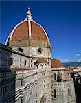 The Duomo in Florence, UNESCO World Heritage Site, Tuscany, Italy, Europe                                                                                                                                Stock Photo - Premium Rights-Managed, Artist: Robert Harding Images, Code: 841-02943686