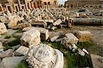 Severan forum, Leptis Magna, UNESCO World Heritage Site, Libya, North Africa, Africa                                                                                                                     Stock Photo - Premium Rights-Managed, Artist: Robert Harding Images, Code: 841-02943742
