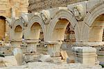 Severan forum, Leptis Magna, UNESCO World Heritage Site, Libya, North Africa, Africa                                                                                                                     Stock Photo - Premium Rights-Managed, Artist: Robert Harding Images, Code: 841-02943744