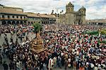 Festival of Corpus Christi, Cuzco, Peru, South America                                                                                                                                                   Stock Photo - Premium Rights-Managed, Artist: Robert Harding Images, Code: 841-02944206