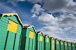 Colourful beach huts, Littlehampton, West Sussex, England, United Kingdom, Europe                                                                                                                        Stock Photo - Premium Rights-Managed, Artist: Robert Harding Images, Code: 841-02945300