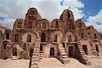 Ghorfas, Ksar Ouled Soltane, Tunisia, North Africa, Africa