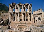 The Celsus Library, Ephesus, Anatolia, Turkey, Asia Minor, Asia                                                                                                                                          Stock Photo - Premium Rights-Managed, Artist: Robert Harding Images, Code: 841-02946476