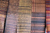flores - Traditional ikat weavings, Bena Village, Flores, Indonesia, Southeast Asia, Asia                                                                                                                         Stock Photo - Premium Rights-Managednull, Code: 841-02946978