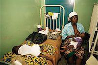 Korcebu Hospital, Accra, Ghana, West Africa, Africa                                                                                                                                                      Stock Photo - Premium Rights-Managednull, Code: 841-02947149