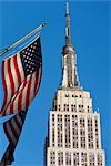 Empire State Building, Manhattan, New York, New York, USA Stock Photo - Premium Rights-Managed, Artist: Rudy Sulgan              , Code: 700-02957711
