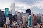 Midtown Manhattan, New York, New York, USA Stock Photo - Premium Rights-Managed, Artist: Rudy Sulgan              , Code: 700-02957719