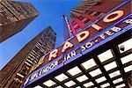 Radio City Music Hall, Rockefeller Center, Manhattan, New York, New York, USA