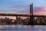 Triborough Bridge, Manhattan, New York, New York, USA Stock Photo - Premium Rights-Managed, Artist: Rudy Sulgan              , Code: 700-02957741