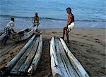 Fishermen,Kerala,India.                                                                                                                                                                                  Stock Photo - Premium Rights-Managed, Artist: Axiom Photographic       , Code: 851-02960367