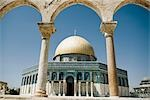 Dome of the Rock.  Jerusalem,Israel                                                                                                                                                                      Stock Photo - Premium Rights-Managed, Artist: Axiom Photographic       , Code: 851-02960629