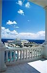 BALCONY VIEW OF THE DRAGONARA CASINO,MALTA                                                                                                                                                               Stock Photo - Premium Rights-Managed, Artist: Axiom Photographic       , Code: 851-02961936