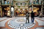 Leeds Victoria Quarter shopping centre,Leeds,UK                                                                                                                                                          Stock Photo - Premium Rights-Managed, Artist: Axiom Photographic       , Code: 851-02964000