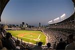 Wrigley Field,Chicago,Illinois,USA,home of Chicago Cubs                                                                                                                                                  Stock Photo - Premium Rights-Managed, Artist: Axiom Photographic       , Code: 851-02964158