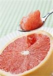Pink grapefruit Stock Photo - Premium Royalty-Free, Artist: Science Faction, Code: 670-02966303