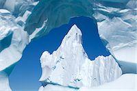 Iceberg, Antarctica                                                                                                                                                                                      Stock Photo - Premium Rights-Managednull, Code: 700-02967495